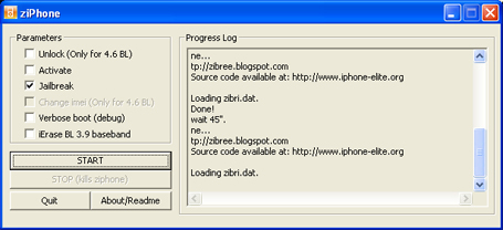 ZiPhone… Again…